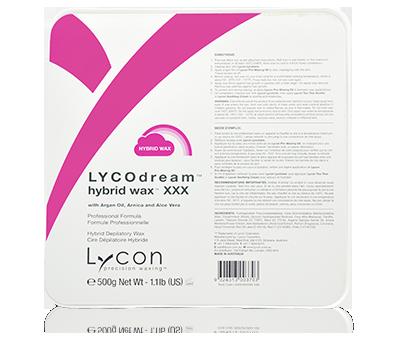lycodream hot wax