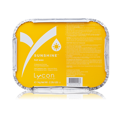 SUNSHINE HOT WAX