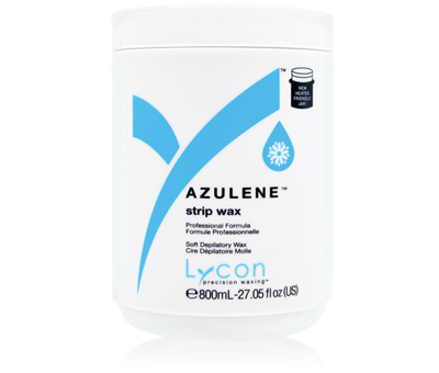 AZULENE STRIP WAX