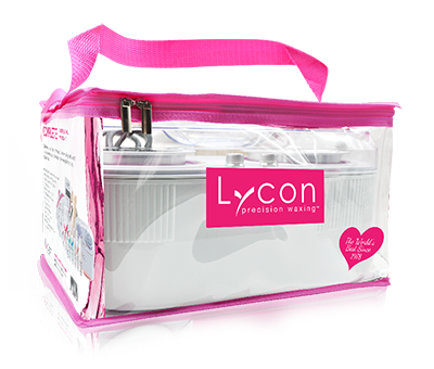 LYCOPRO COMPLETE PROFESSIONAL WAXING KIT
