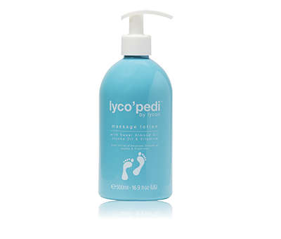 LYCO'PEDI MASSAGE LOTION