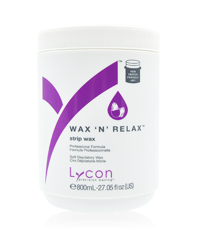 WAX 'N' RELAX STRIP WAX