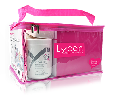 LYCON MINI PROFESSIONAL WAXING KIT