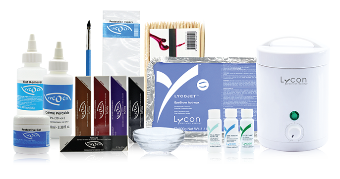 EYEBROW Precision Wax and Tint Kit