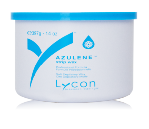 LYCON Strip Wax Tin Azulene