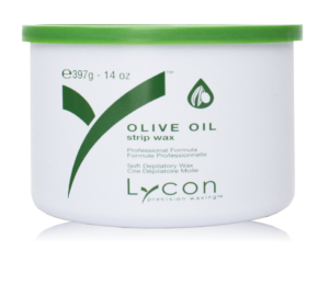 LYCON Strip Wax Tin Olive Oil