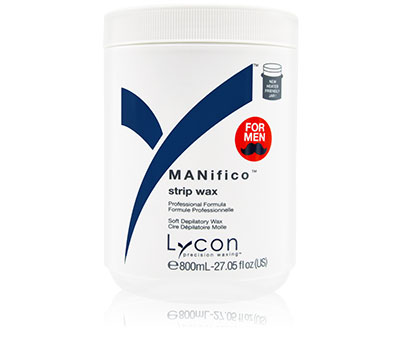 MANifico Strip Wax