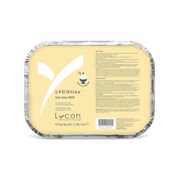 LYCOflex Hot Wax 1kg