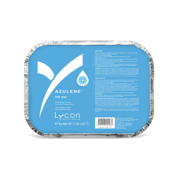Azulene Hot Wax 1kg