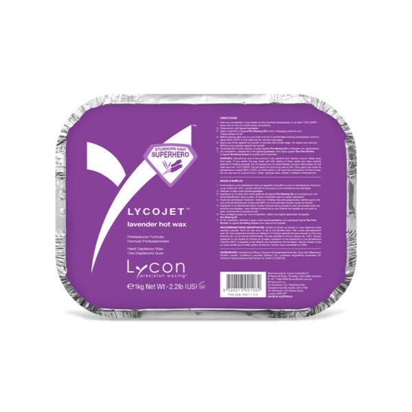 LYCOJET Lavender Hot Wax 1kg