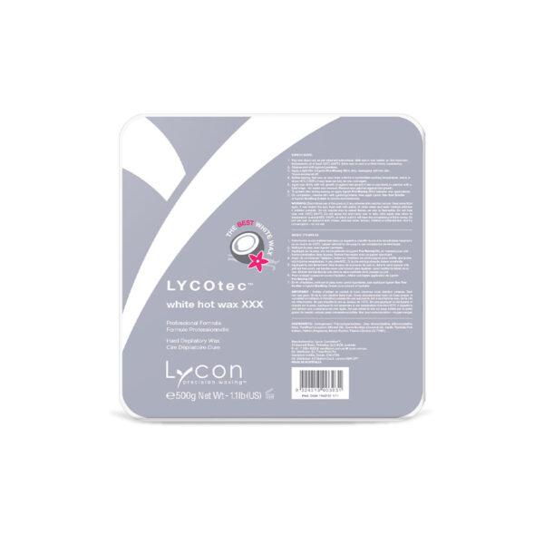 LYCOtec White Hot Wax 500g