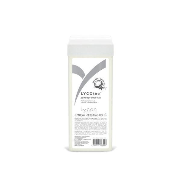 LYCOtec White Strip Wax Cartidge 100ml