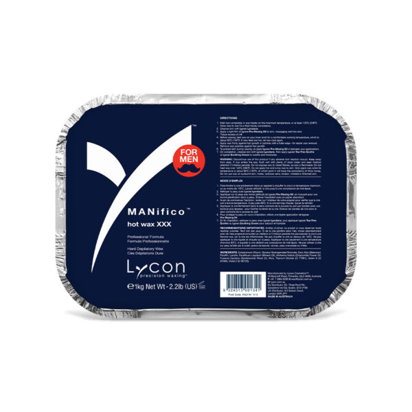 MANifico Hot Wax 1kg