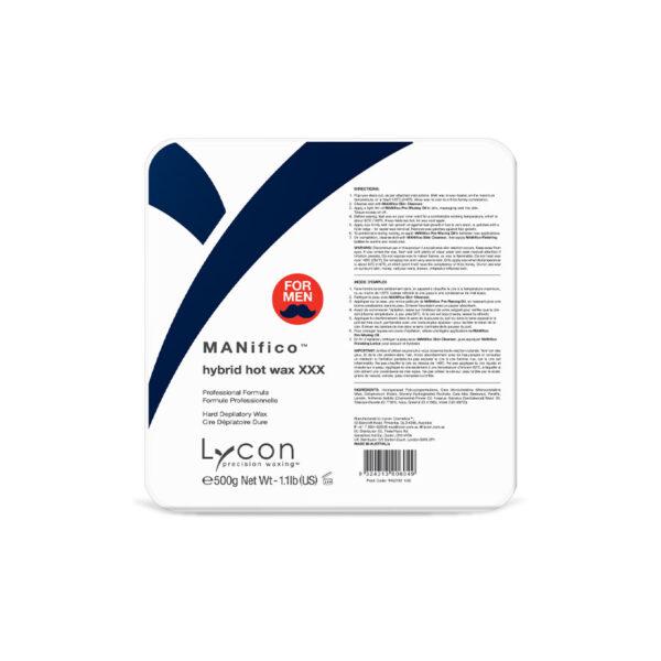 MANifico Hybrid Hot Wax 500g