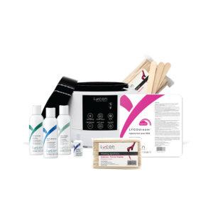 Hot Professional Waxing Kit