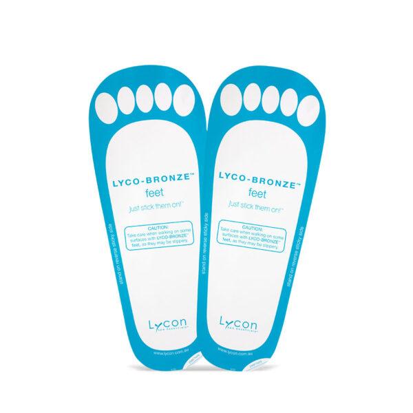 LYCO-BRONZE Sticky Feet