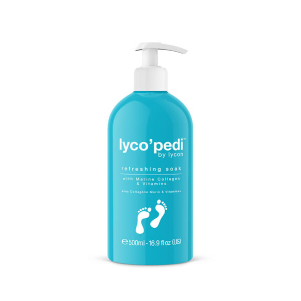 lyco'pedi Refreshing Soak 500ml