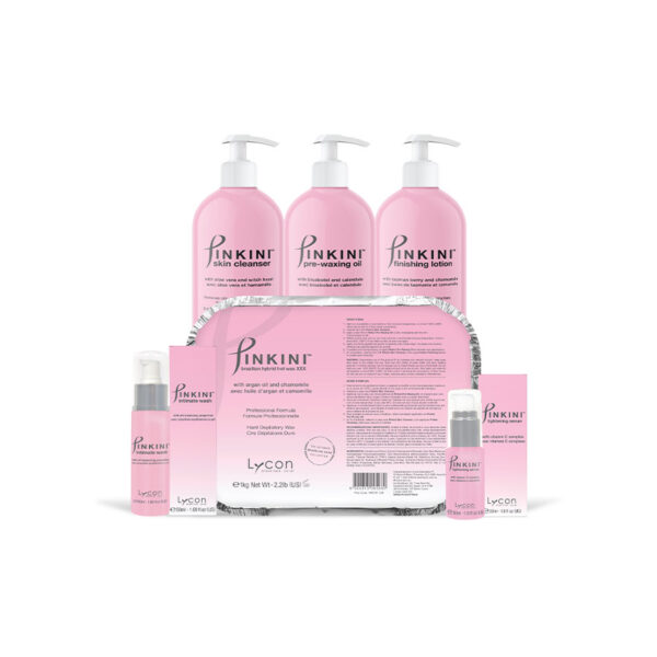 Pinkini Brazilian Care Kit