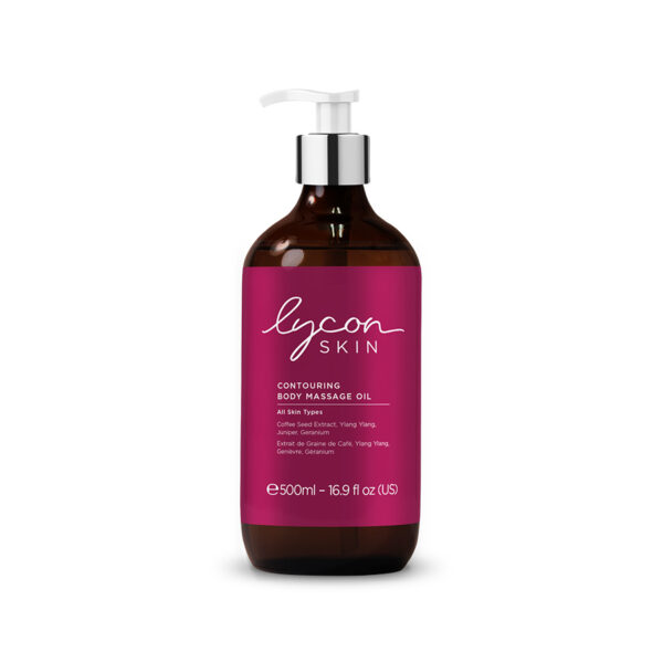 Contouring Body Massage Oil 500ml